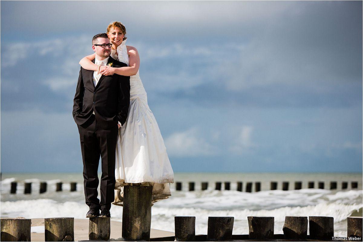 Hochzeitsfotograf Wangerooge: Hochzeit im Leuchtturm Wangerooge (2)