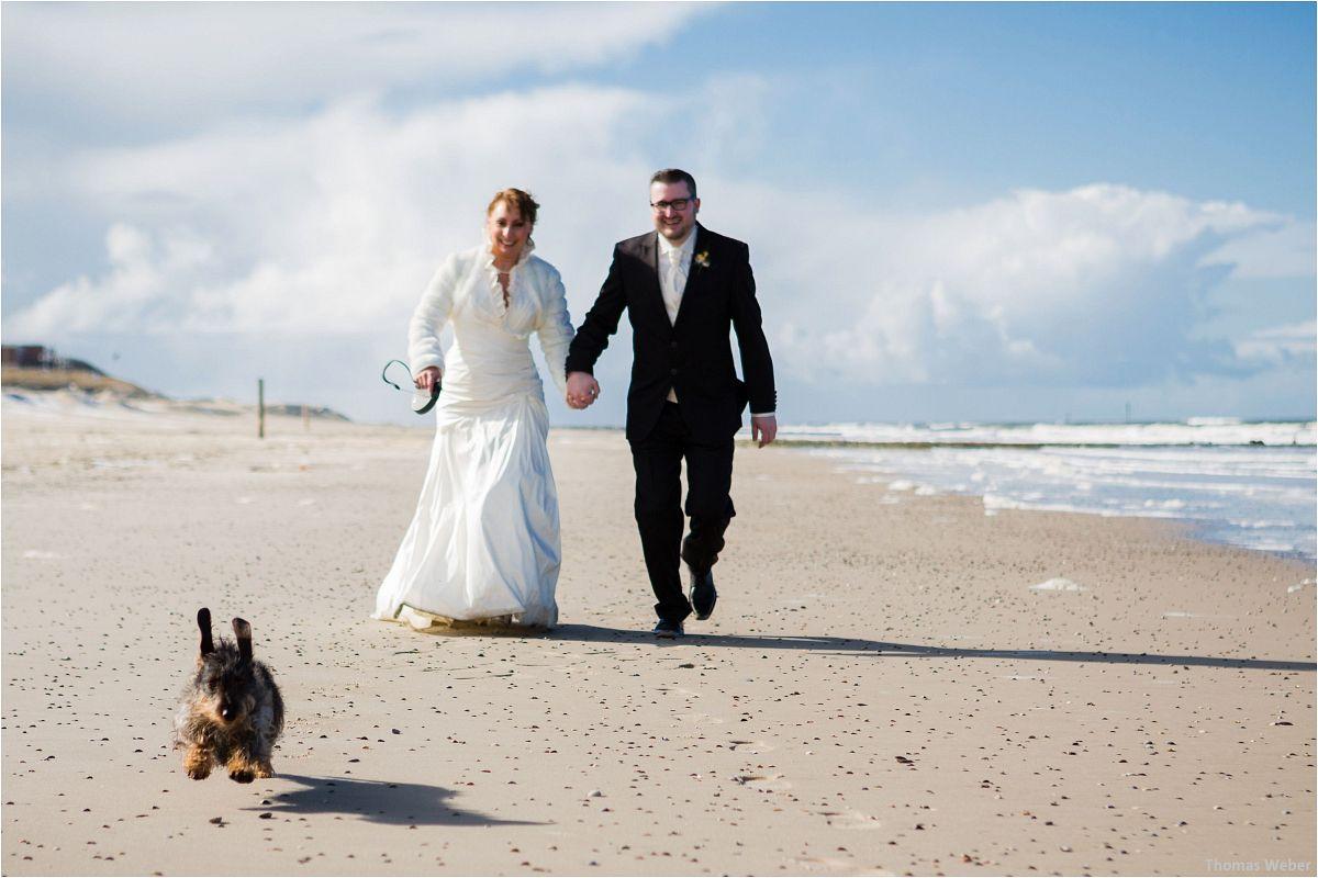 Hochzeitsfotograf Wangerooge: Hochzeit im Leuchtturm Wangerooge (4)