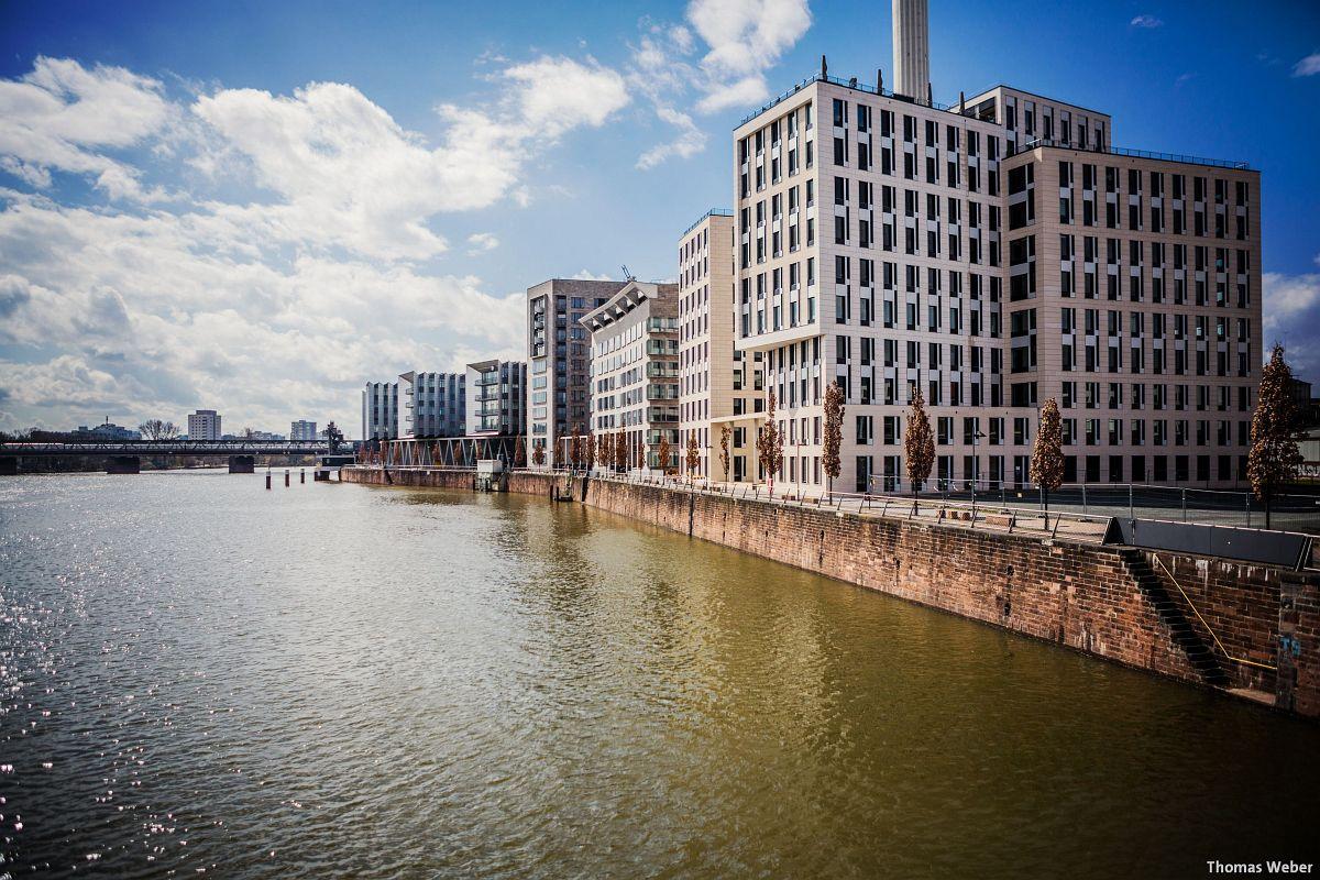 Architekturfotograf Frankfurt am Main: Der Hafen von Frankfurt am Main (2)