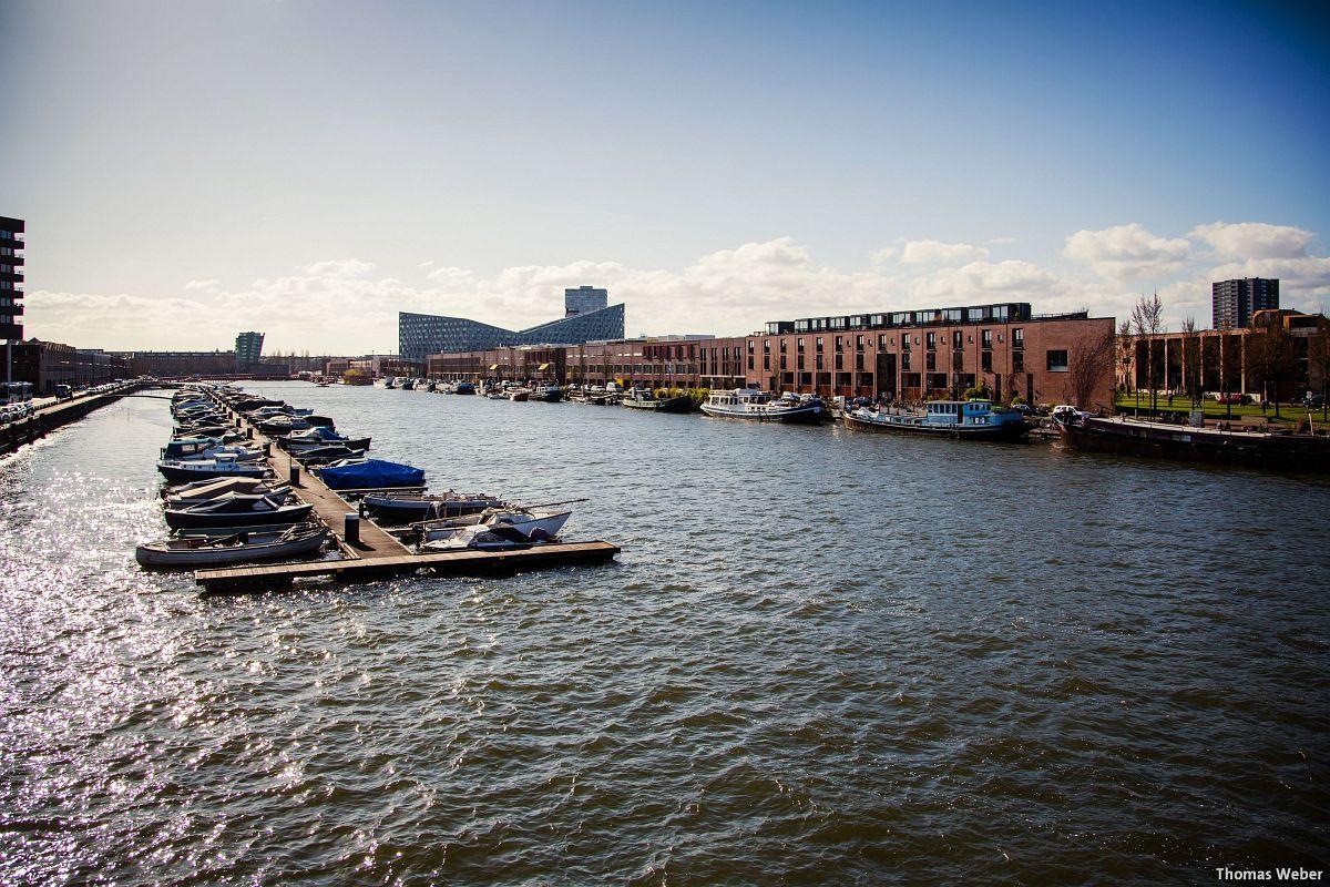 Architekturfotograf Thomas Weber: Architekturfotos in der Hafencity Amsterdam (2)