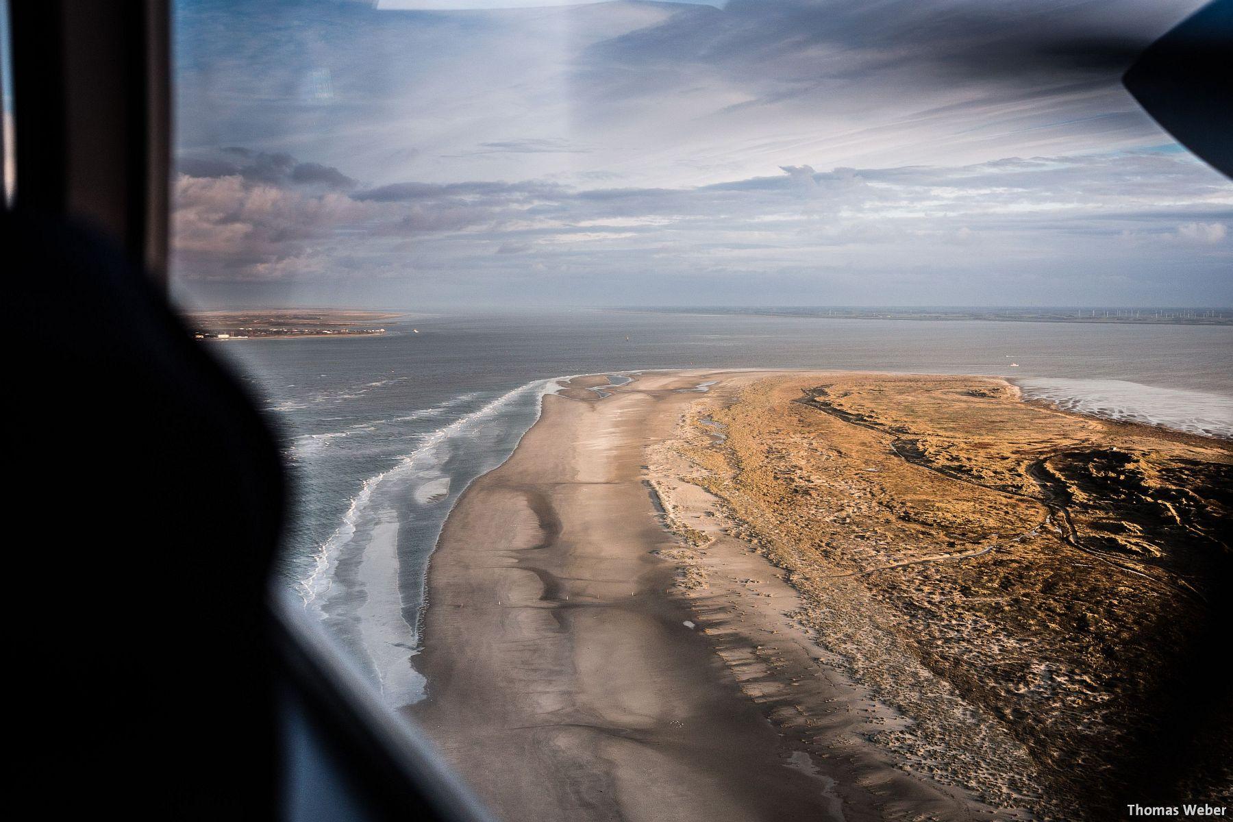 Fotograf Thomas Weber aus Oldenburg: Flucht vor dem Orkan Xaver mit dem Inselflieger Juist (7)