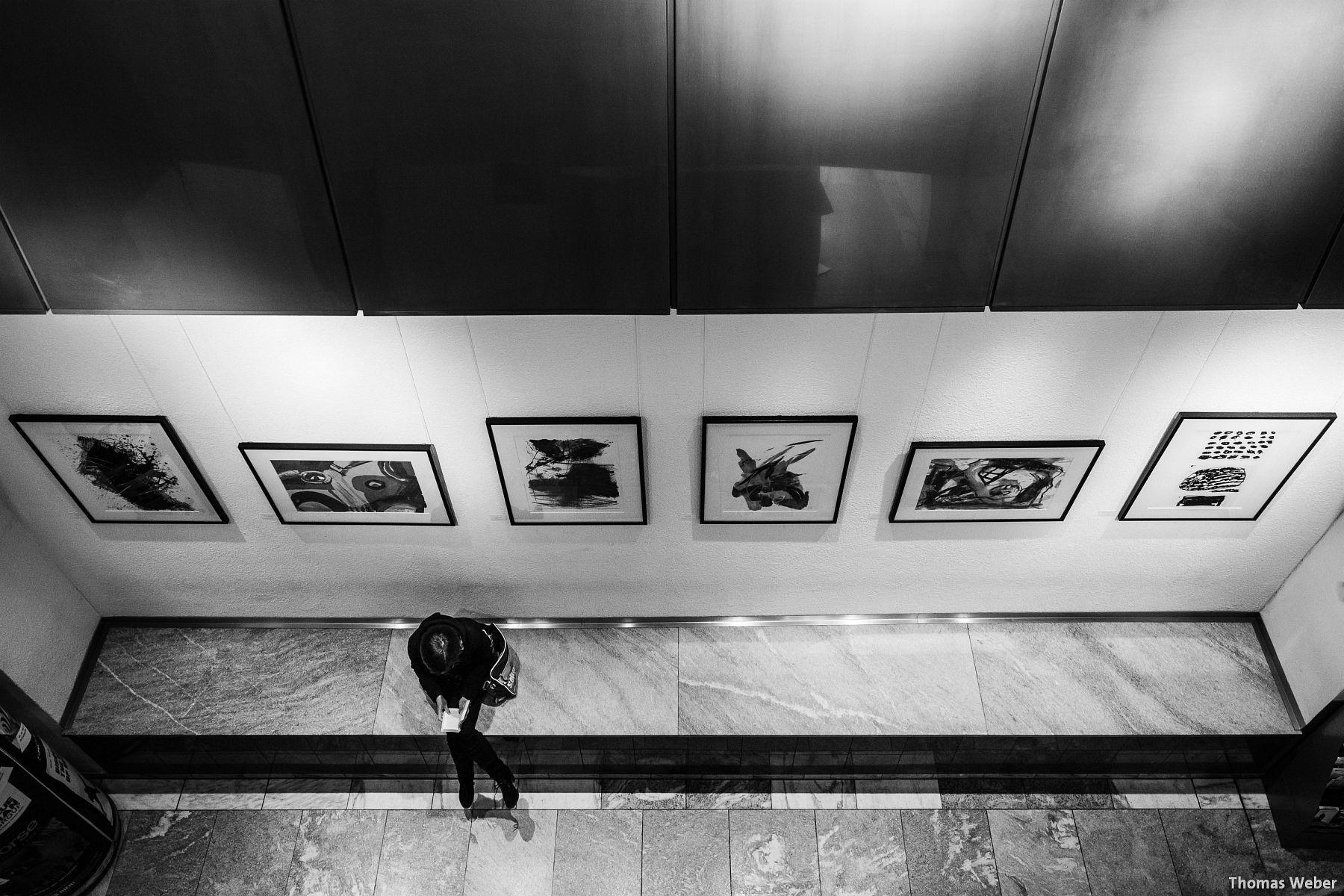 Fotograf Thomas Weber aus Oldenburg: Galerie im Park Inn Hotel am Alexanderplatz in Berlin