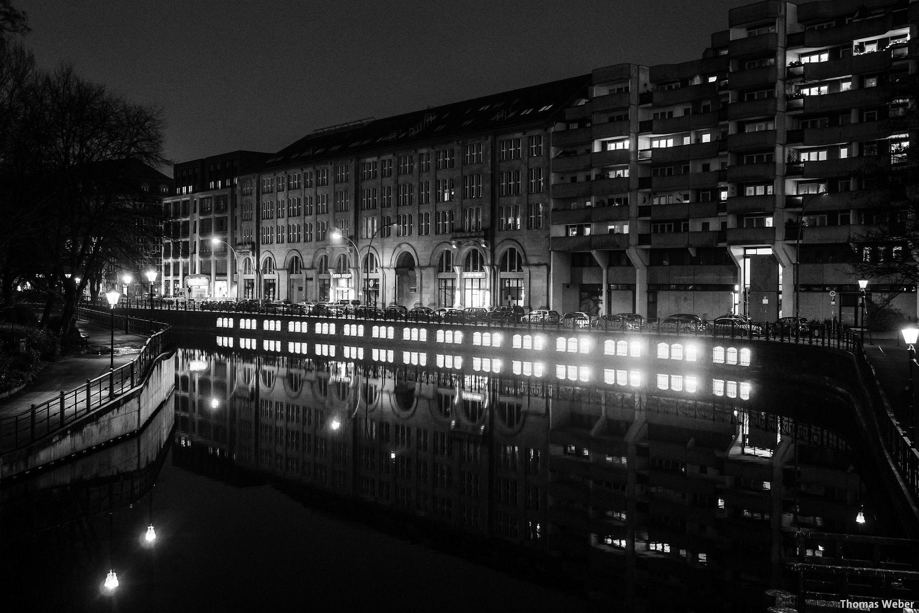 Fotograf Thomas Weber aus Oldenburg: Die Spree in Berlin