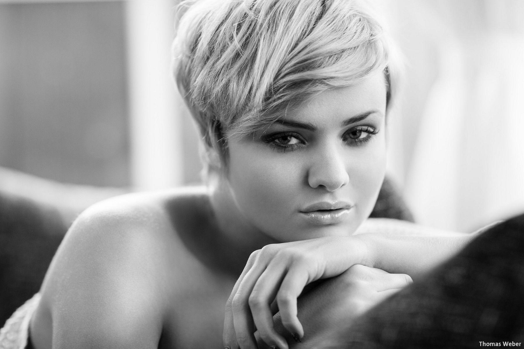 Fotograf Thomas Weber aus Oldenburg: Spontane Beauty-Portraits im Oldenburger Fotostudio (1)