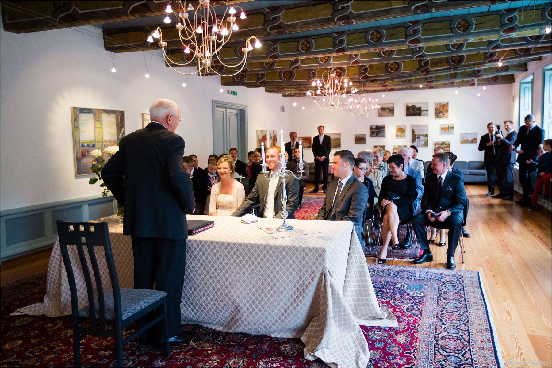 Hochzeitsfotograf Thomas Weber bei einer Hochzeitsreportage in Wilhelmshaven (1)