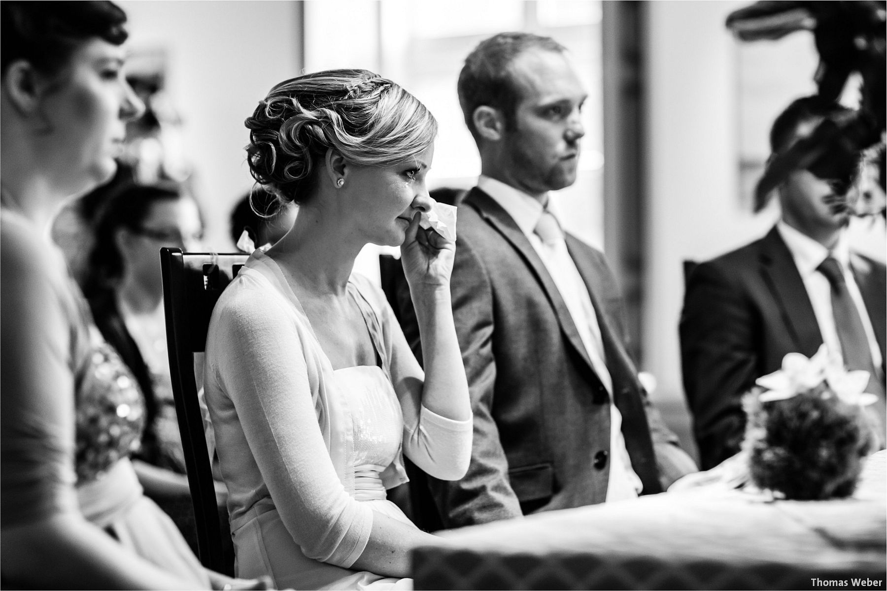 Hochzeitsfotograf Thomas Weber bei einer Hochzeitsreportage in Wilhelmshaven (3)