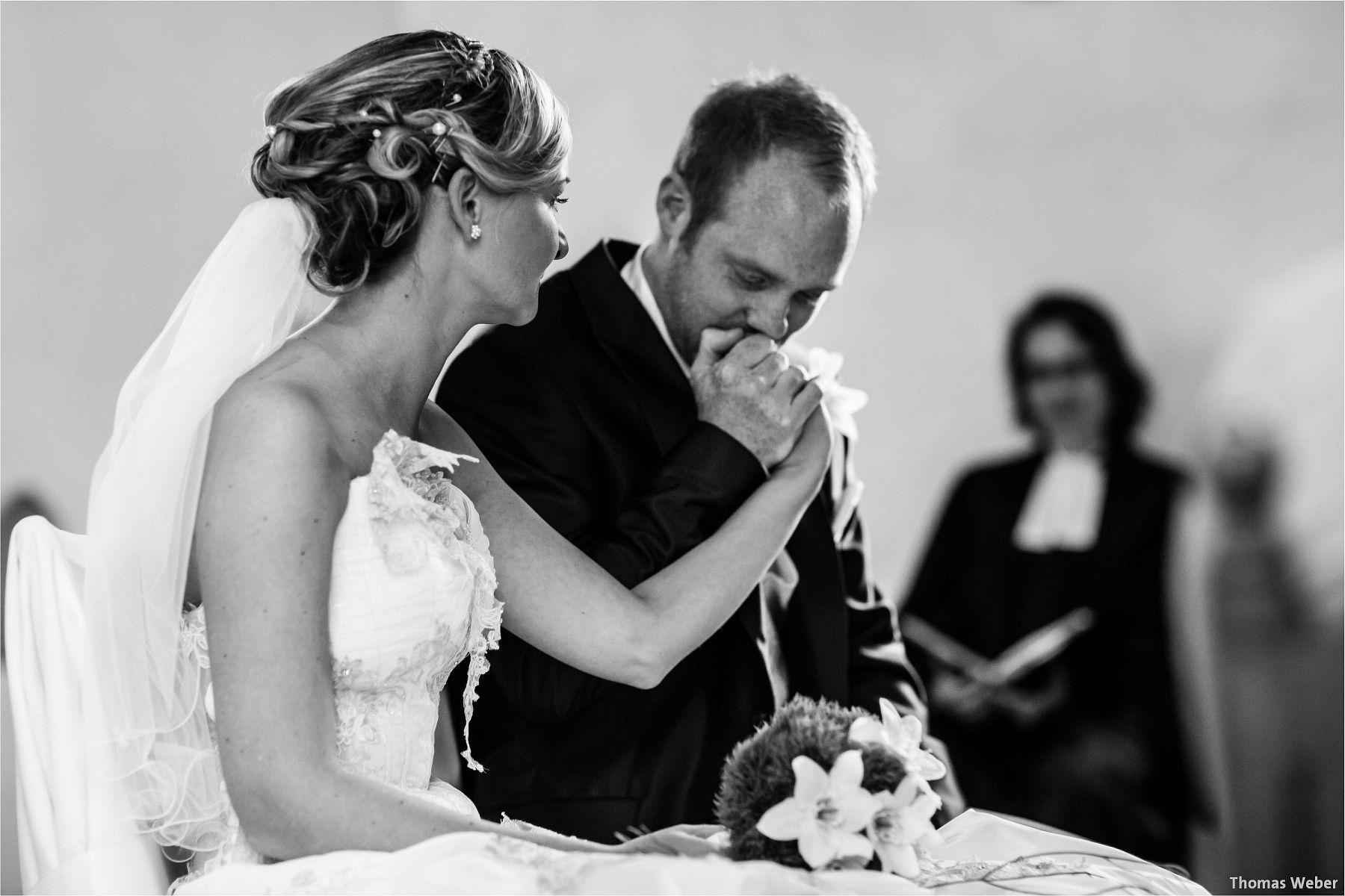 Hochzeitsfotograf Thomas Weber bei einer Hochzeitsreportage in Wilhelmshaven (8)