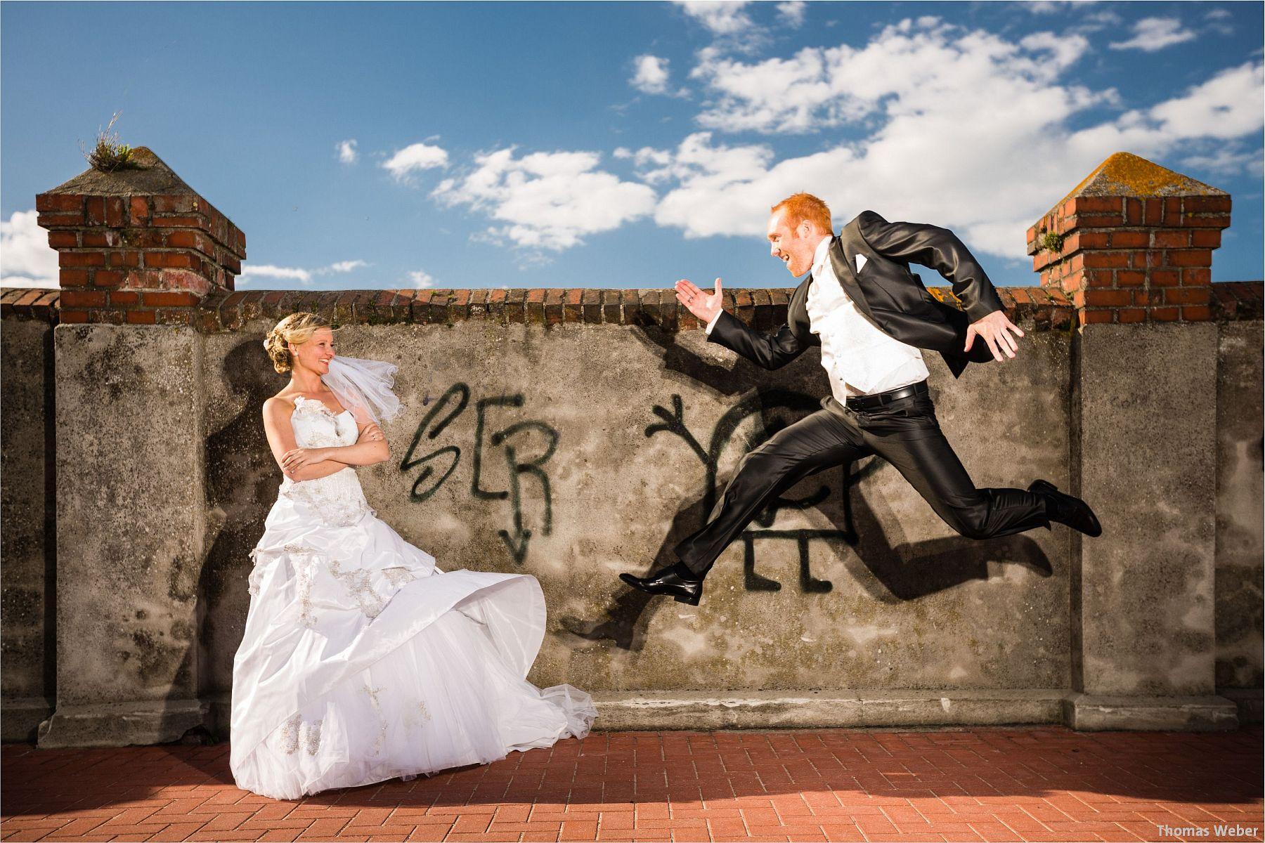 Hochzeitsfotograf Thomas Weber bei einer Hochzeitsreportage in Wilhelmshaven (14)