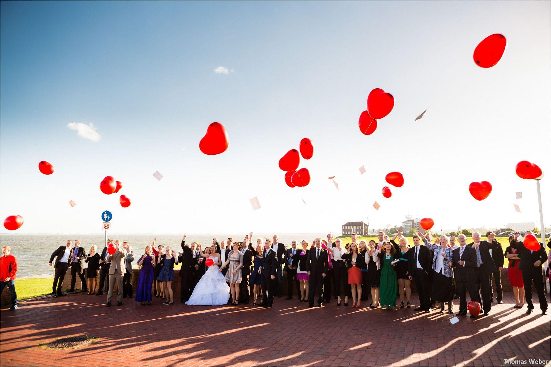 Hochzeitsfotograf Thomas Weber bei einer Hochzeitsreportage in Wilhelmshaven (15)