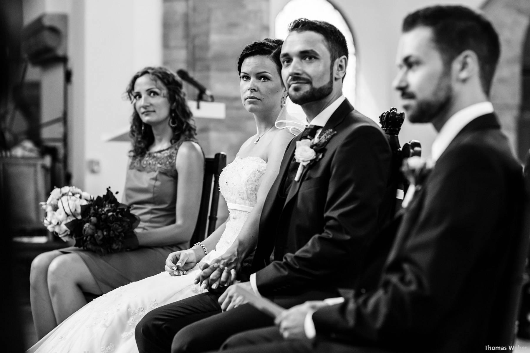Hochzeitsfotograf Oldenburg: Kirchliche Trauung in der Garnisonkirche Oldenburg und Feier im Landhaus Etzhorn Oldenburg (23)