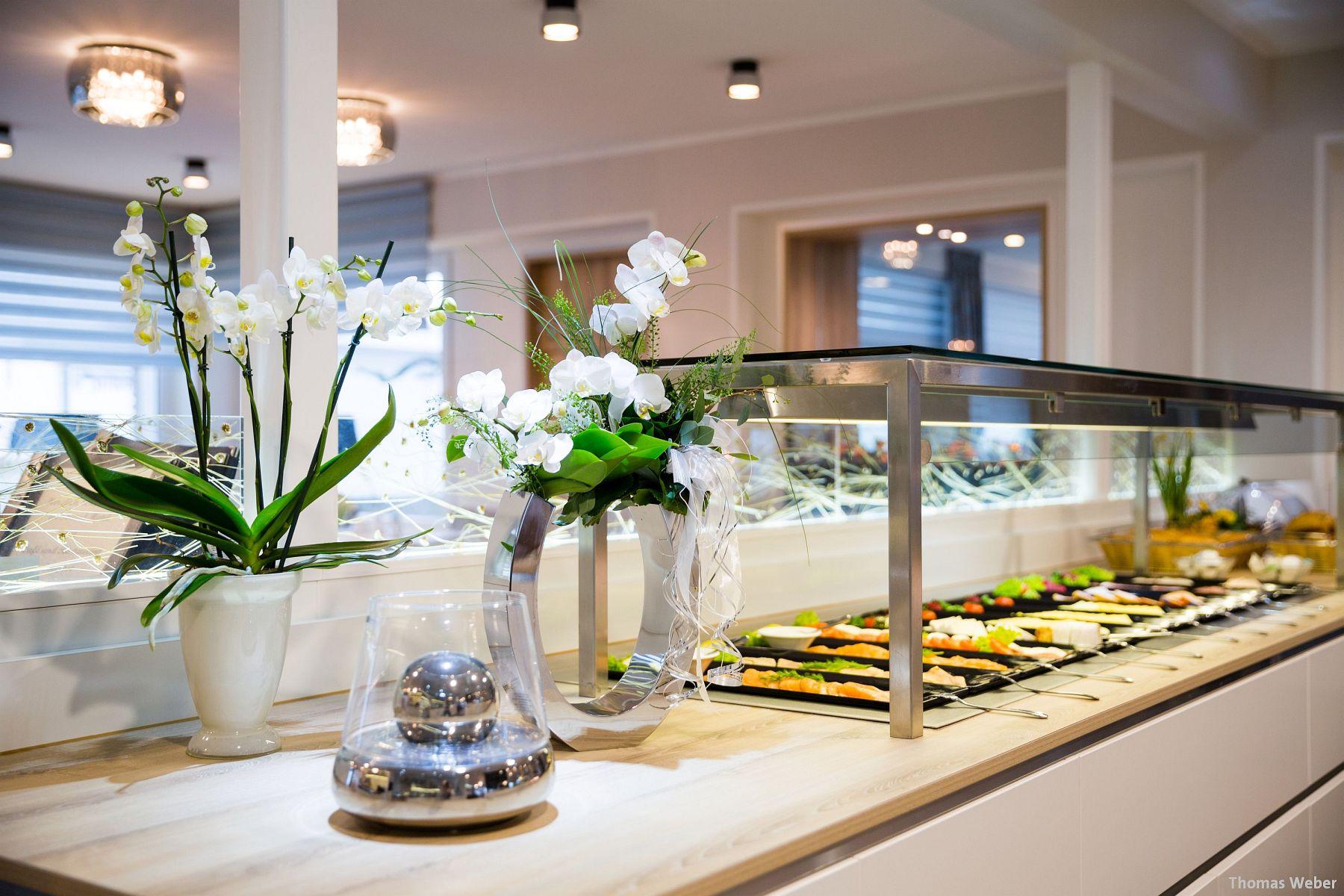 Hotel- und Gastronomiefotograf Thomas Weber aus Oldenburg: Fotos vom Strandhotel Weidmann in Dangast für Hinsche Gastrowelt (2)