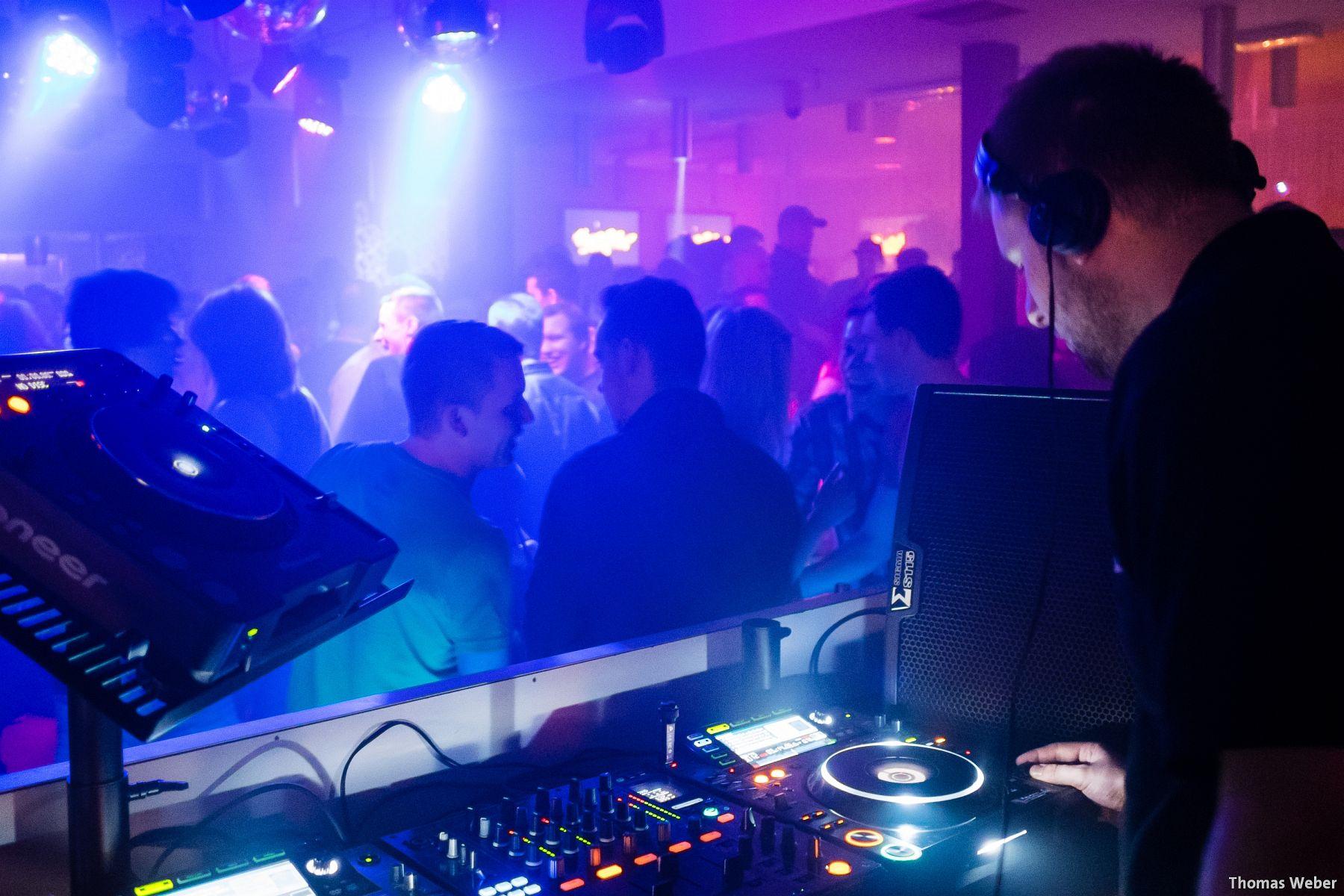 """Partyfotos mit den Housedestroyern bei """"Wilhelmshaven tanzt 2014"""""""