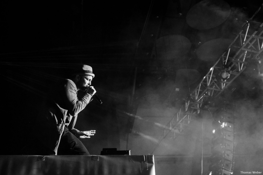 Fotograf Thomas Weber aus Oldenburg: Konzertfotos der Veranstaltung Housedestroyer und Freunde in der Weser-Ems-Halle in Oldenburg 2016