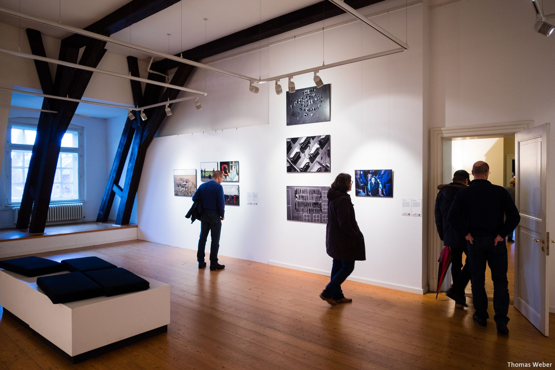 Fotograf Thomas Weber aus Oldenburg: World Press Photo Award 2015 Ausstellung im Oldenburger Schloss