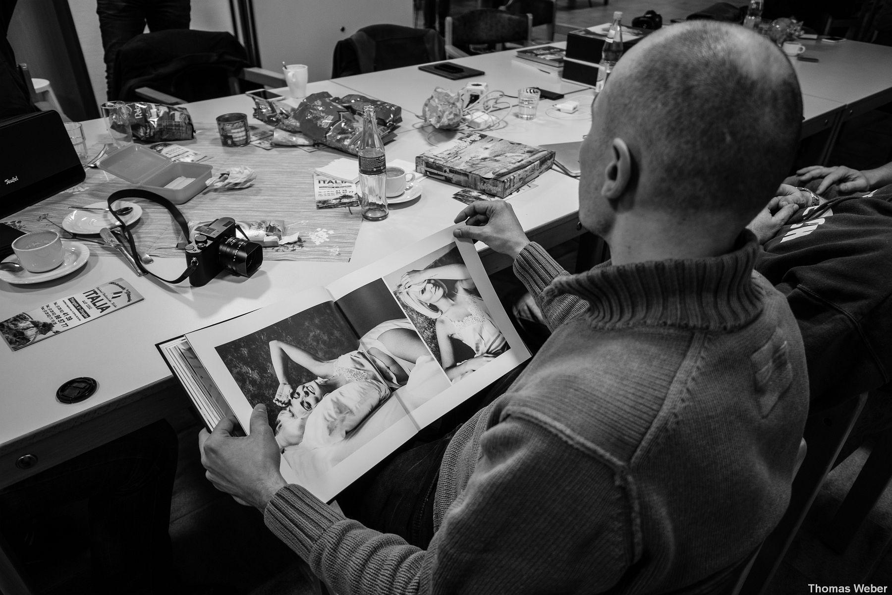 Fotograf Thomas Weber aus Oldenburg: Fototreffen professioneller Hochzeitsfotografen aus ganz Deutschland