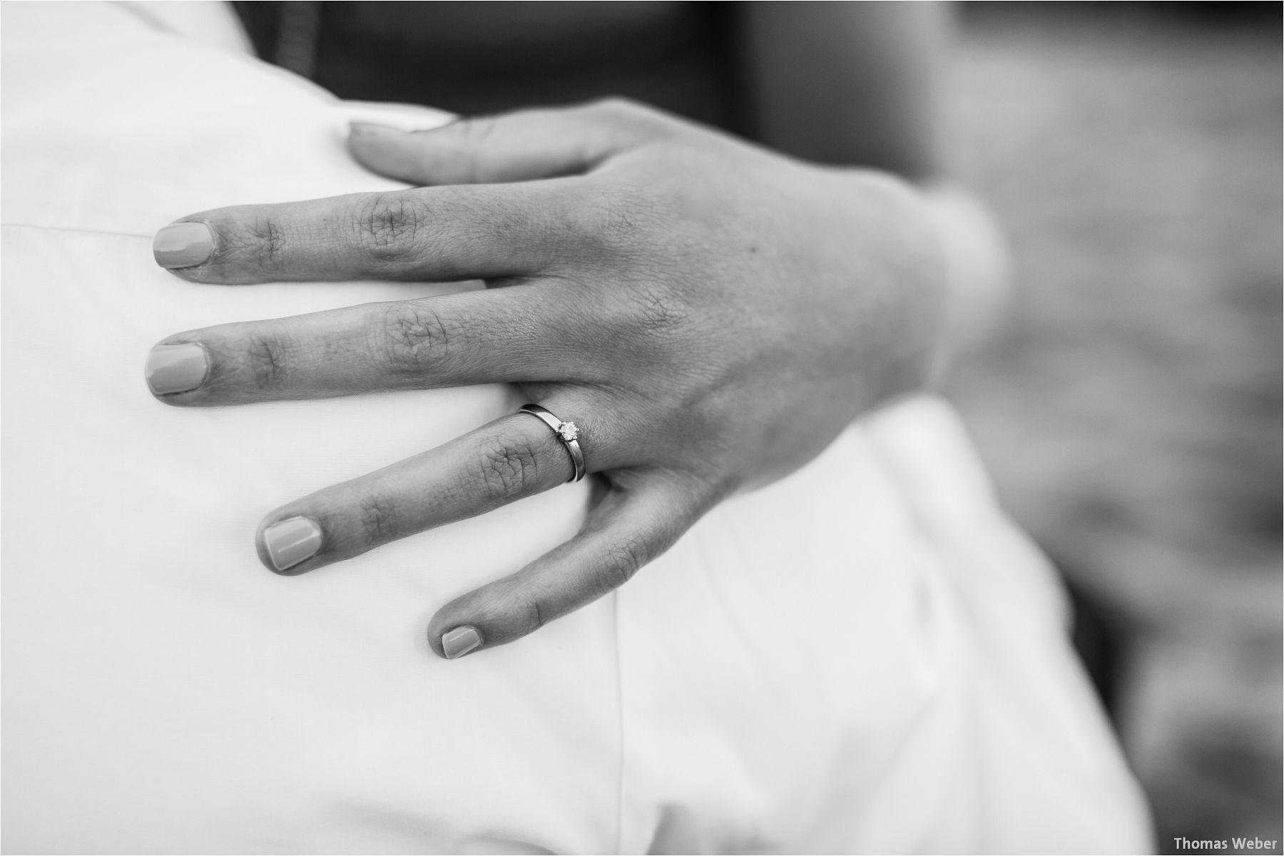 Fotograf Thomas Weber aus Oldenburg: Paarfotos eines verliebten Hochzeitspaares