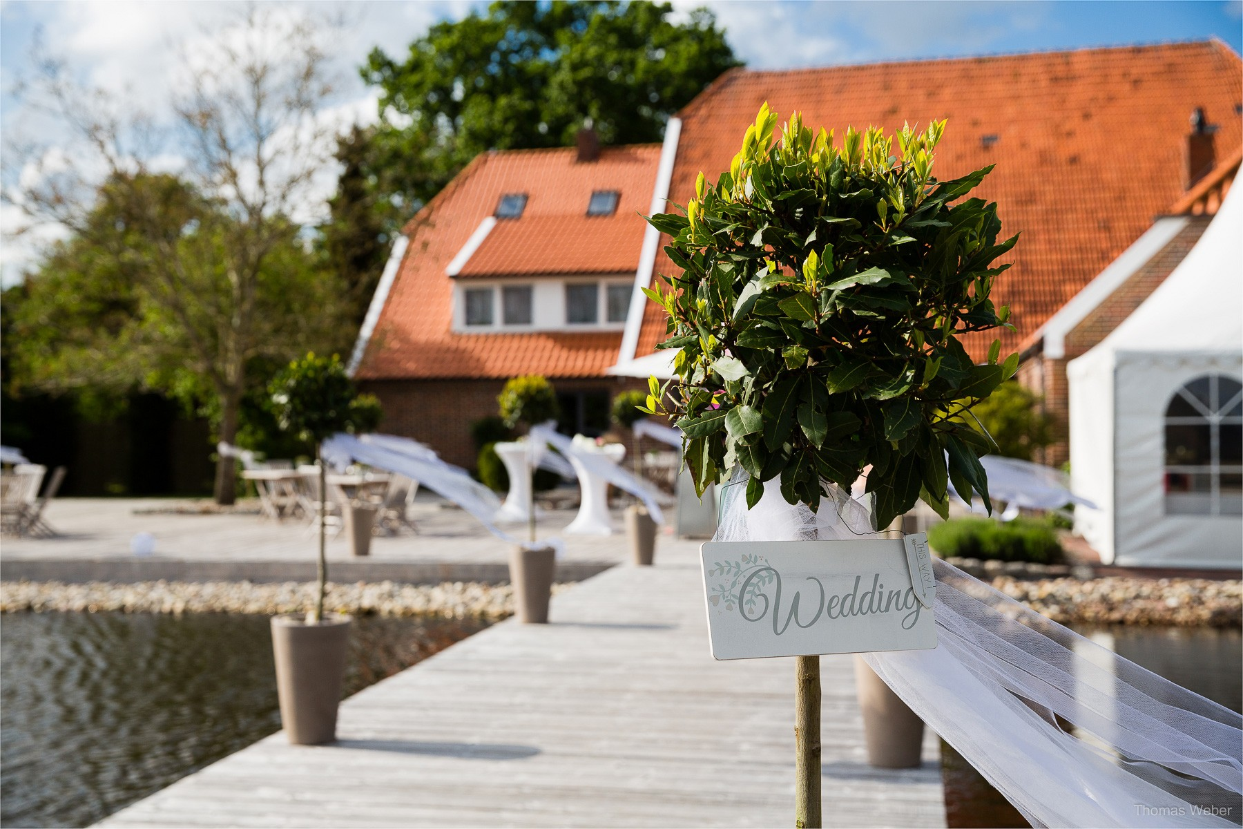 Hochzeit in Oldenburg, Fotograf Thomas Weber aus Oldenburg
