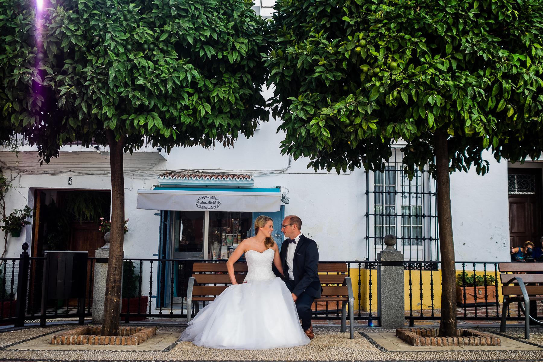 After Wedding Shooting in Marbella (Spanien), Hochzeitsfotograf Thomas Weber aus Oldenburg