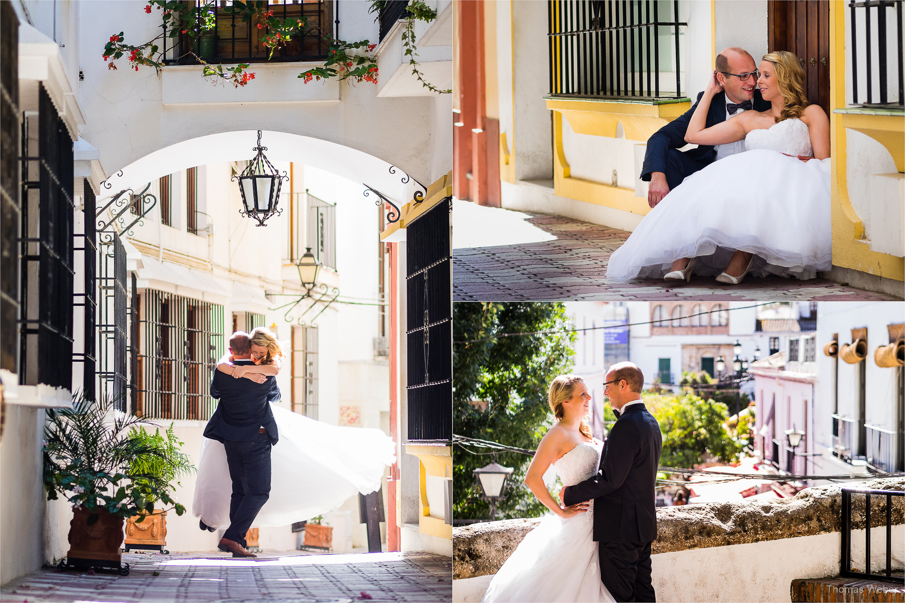 After Wedding Shooting in Marbella (Spanien), Hochzeitsfotograf Thomas Weber aus Oldenburg