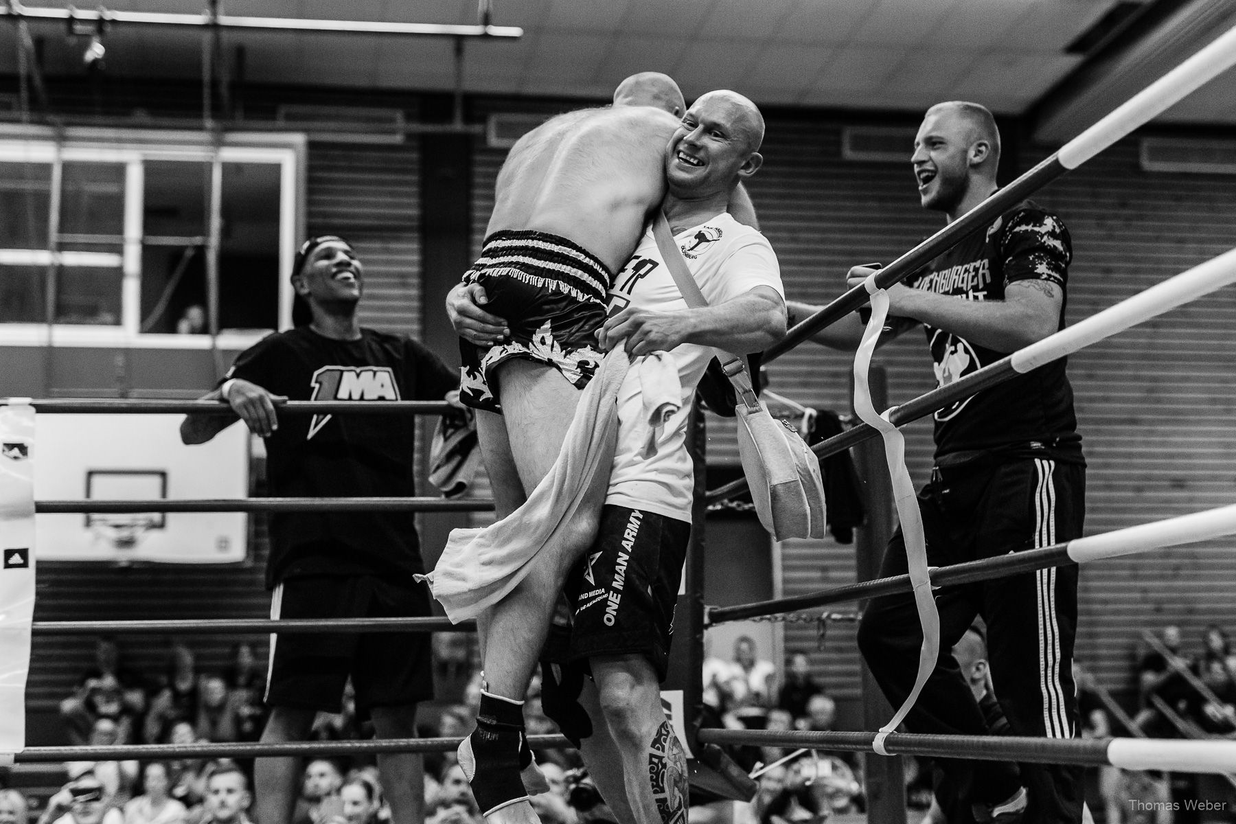 3. Oldenburger Fightnight von Nikita Pankraz, Fotograf Thomas Weber