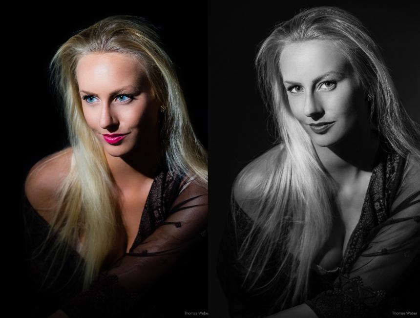Portraits im Fotostudio Oldenburg, Fotograf Thomas Weber