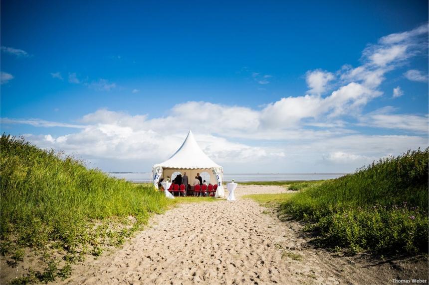 Hochzeitsreportage in Hooksiel und Wilhelmshaven, Hochzeitsfotograf Thomas Weber