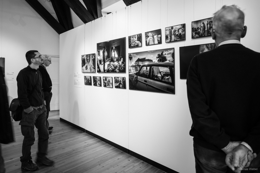 Fotograf Thomas Weber aus Oldenburg: World Press Photo 16 Ausstellung im Schloss Oldenburg