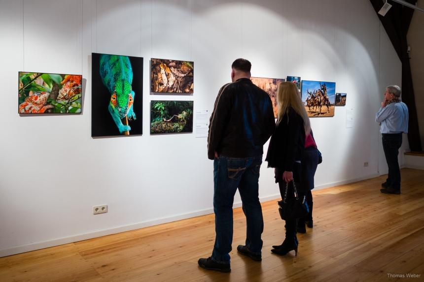 Fotograf Thomas Weber aus Oldenburg: World Press Photo 16 Ausstellung im Schloss Oldenburg