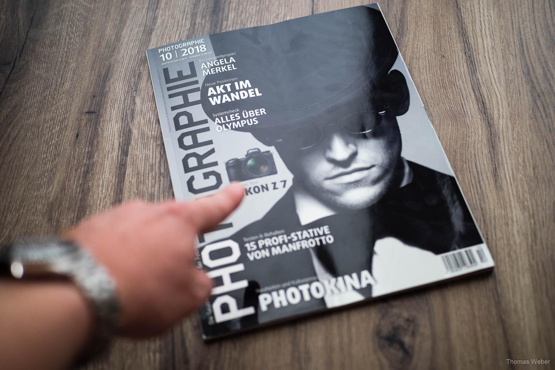 Siegerbilder in einem Fotowettbwerb des Fachmagazines PHOTOGRAPHIE
