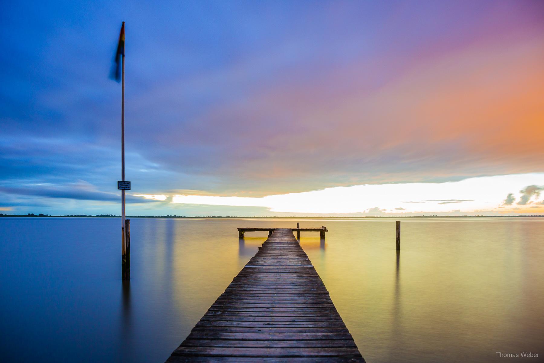 Fotograf Thomas Weber: Fotos vom Strand aus Dangast, Varel