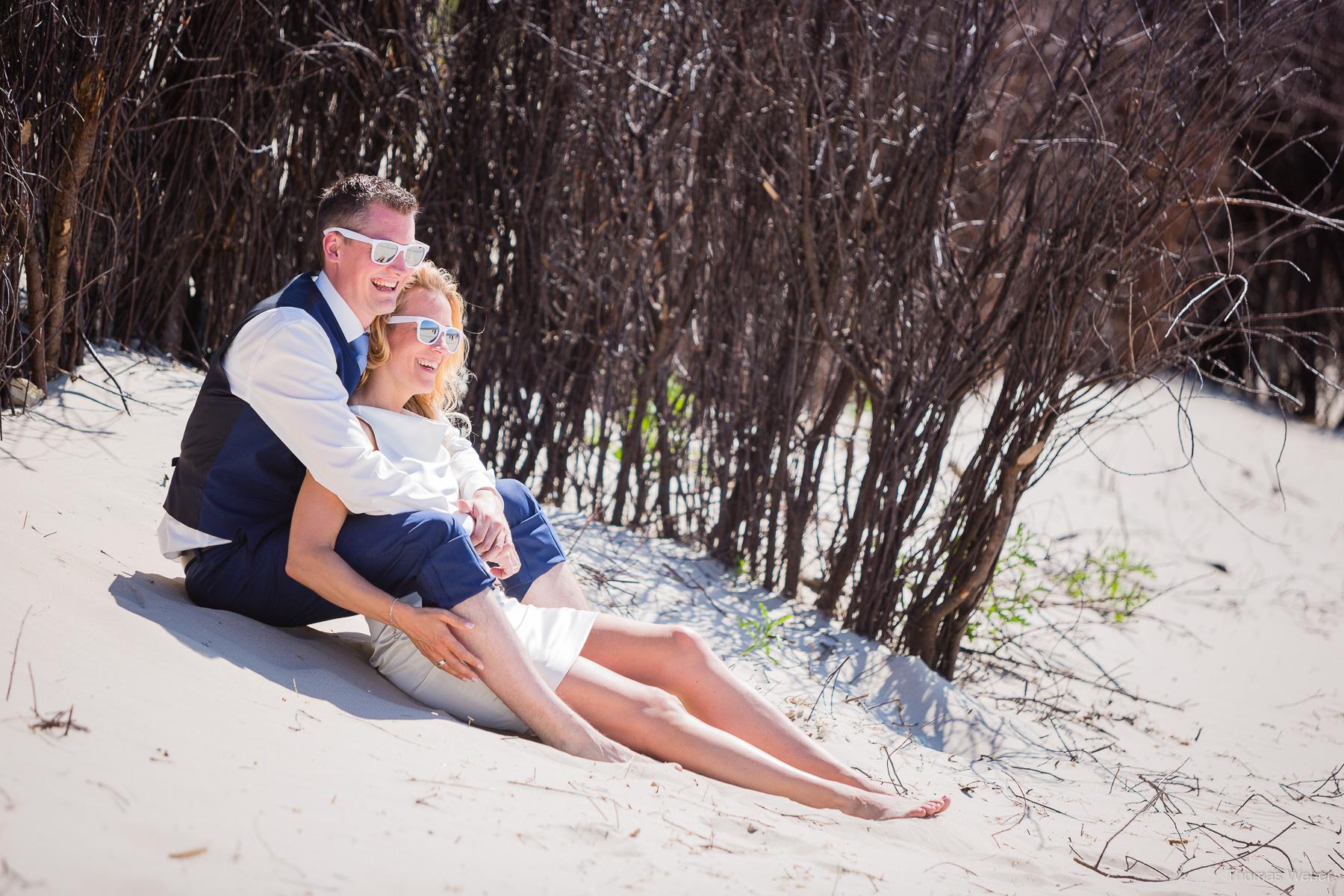 Hochzeitsfotos auf Langeoog, Thomas Weber