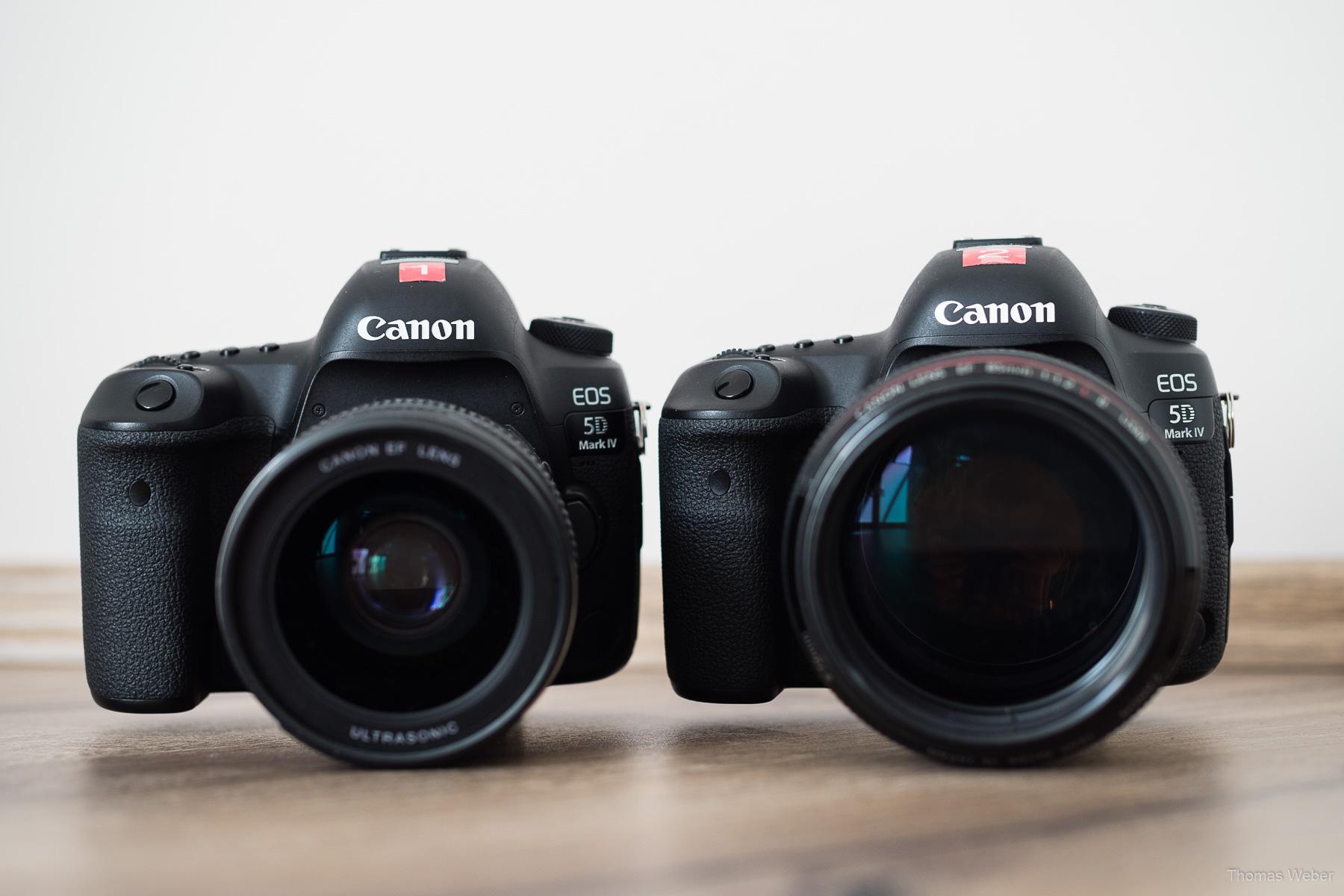 Erfahrungsbericht über die Canon EOS 5D Mark IV vom Fotografen Thomas Weber aus Oldenburg