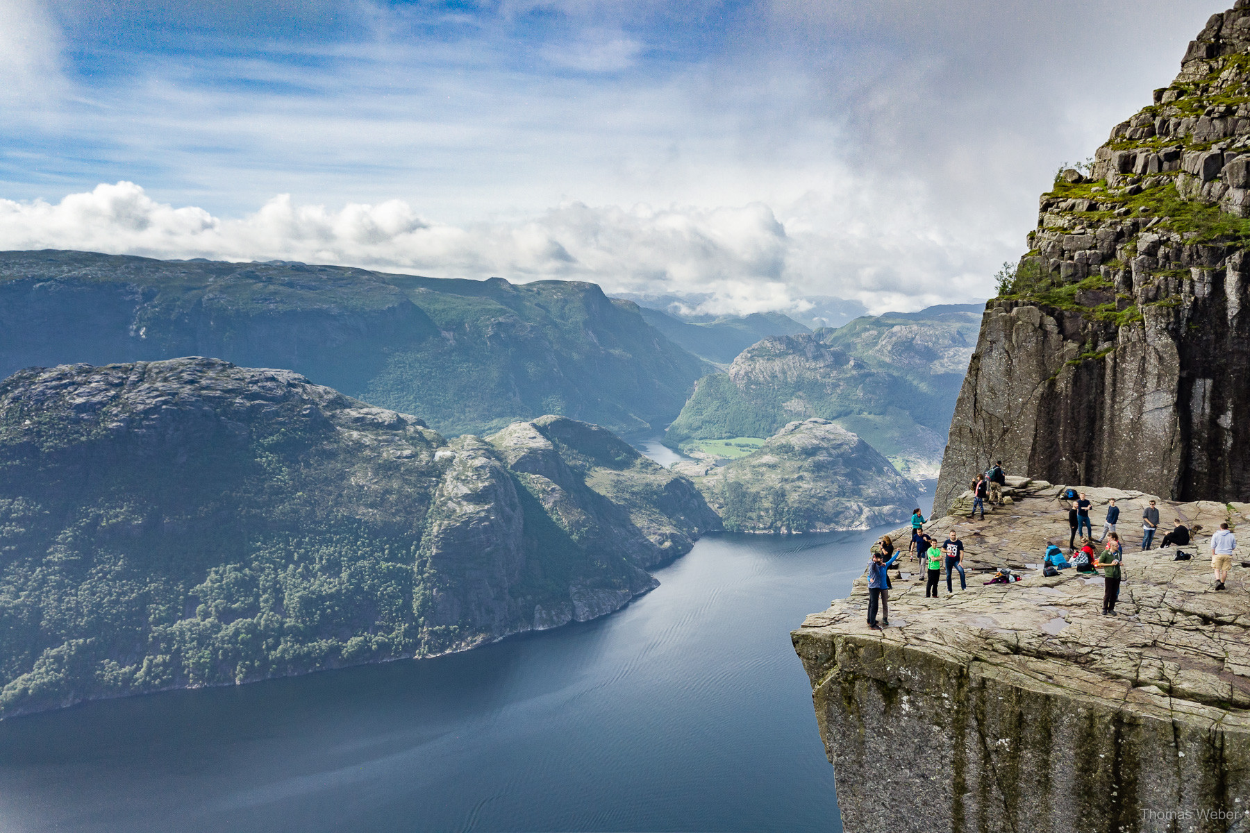 Fotograf Thomas Weber aus Oldenburg: Rundreise durch Norwegen