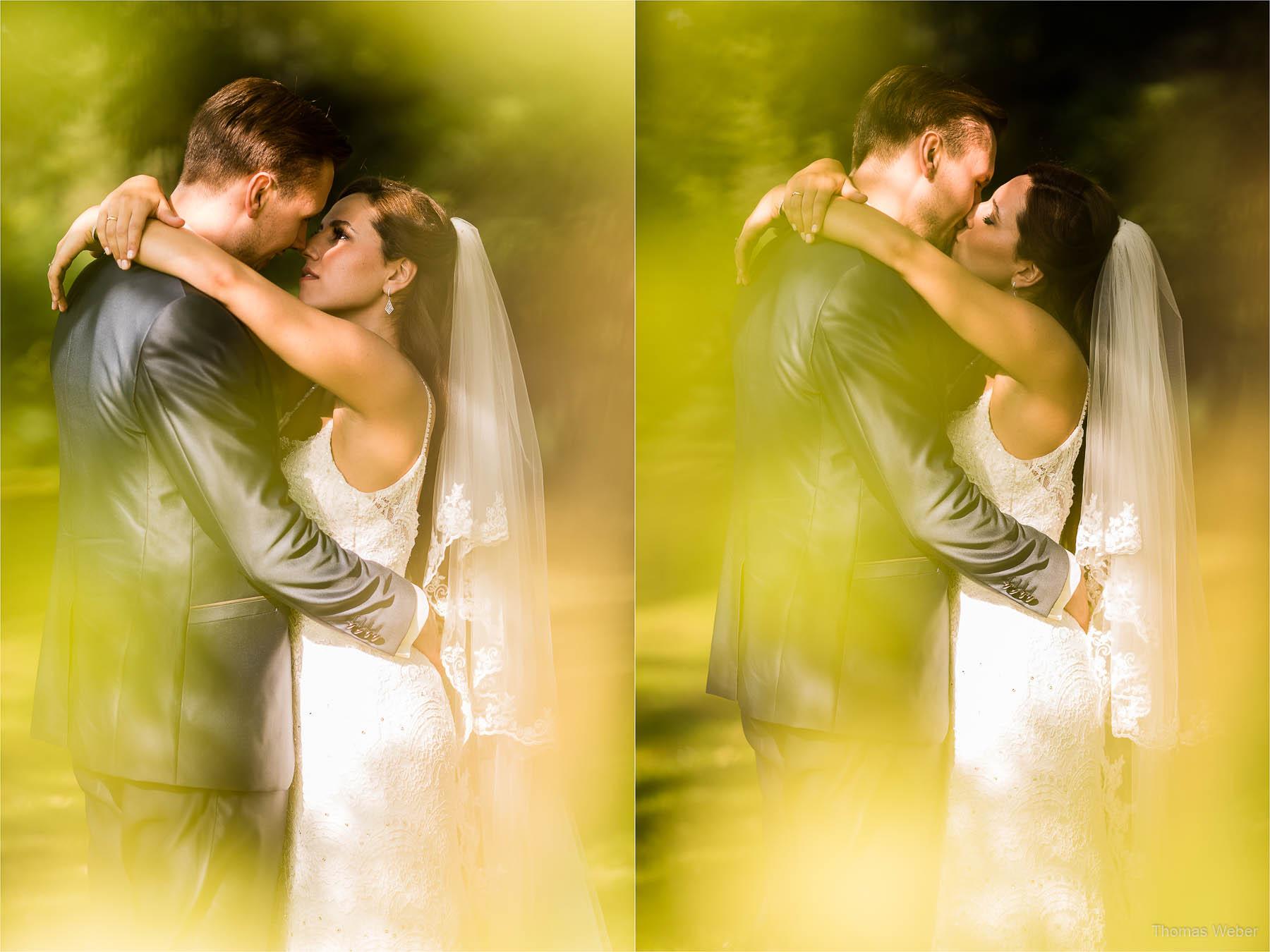 Hochzeit im Schlosshotel Münchhausen in Aerzen, Fotograf Thomas Weber aus Oldenburg