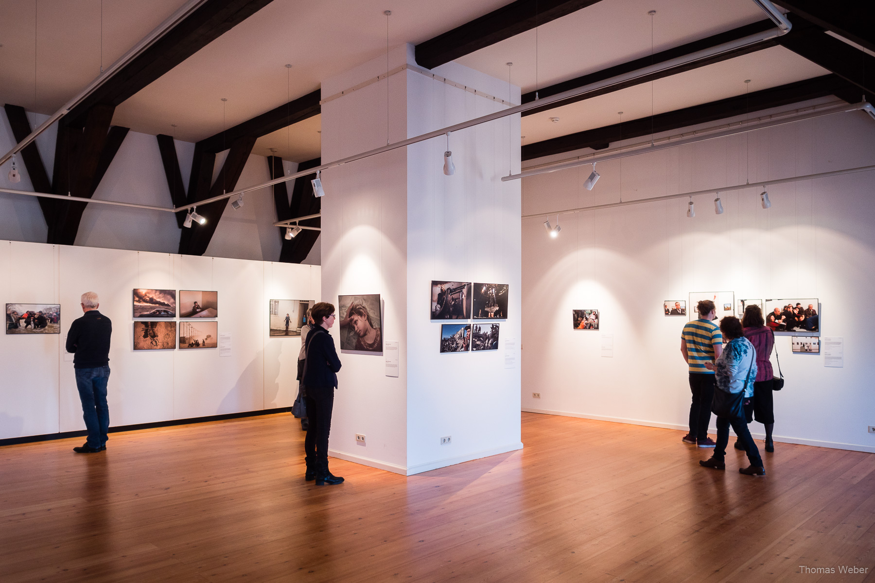 World Press Photo 2017 Ausstellung im Schloss Oldenburg, Fotograf Thomas Weber aus Oldenburg