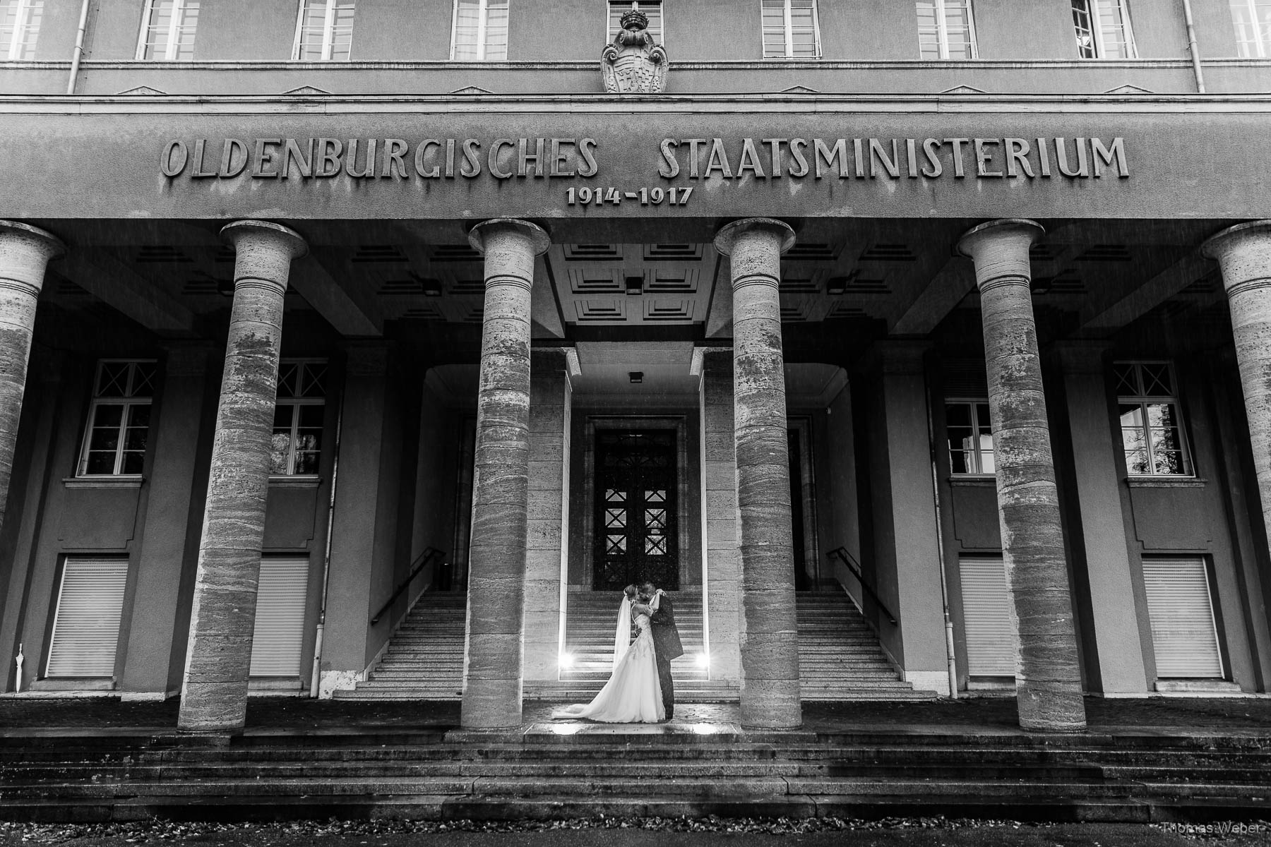 After-Wedding-Shooting in Oldenburg, Fotograf Thomas Weber aus Oldenburg