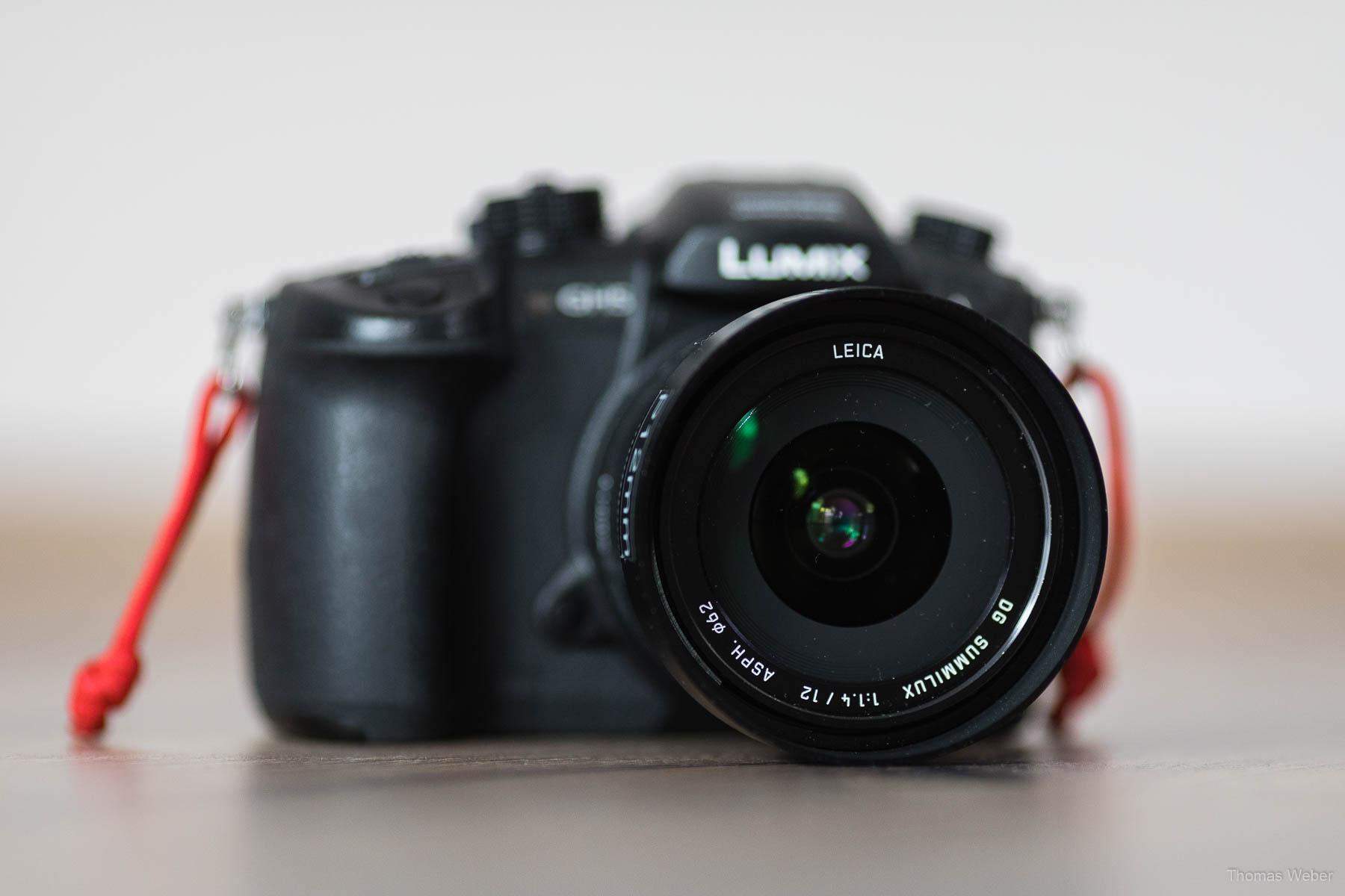 Erfahrungsbericht über die Panasonic Lumix DC-GH5, Fotograf Oldenburg, Thomas Weber