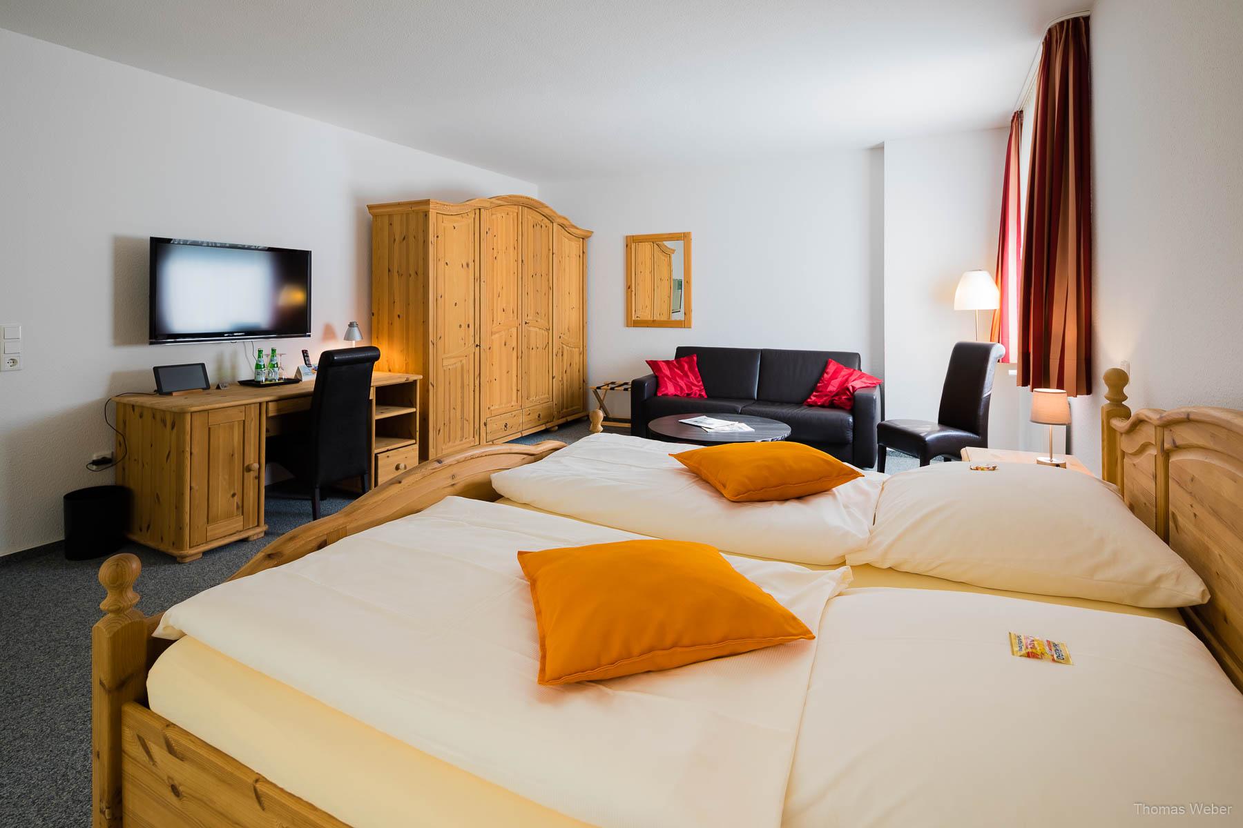 Architekturfotograf Thomas Weber aus Oldenburg: Hotelfotos des Hellmanns's Hotel Bremers Bauerndiele