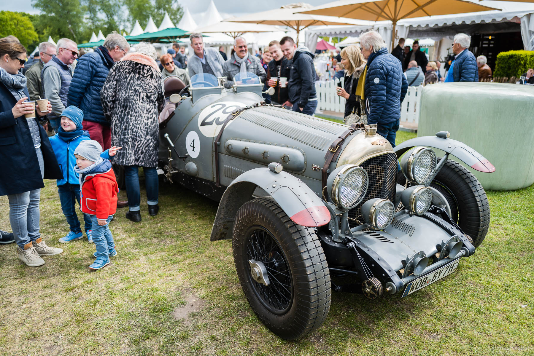 Vintage Race Days 2019 in Rastede, Fotograf Thomas Weber
