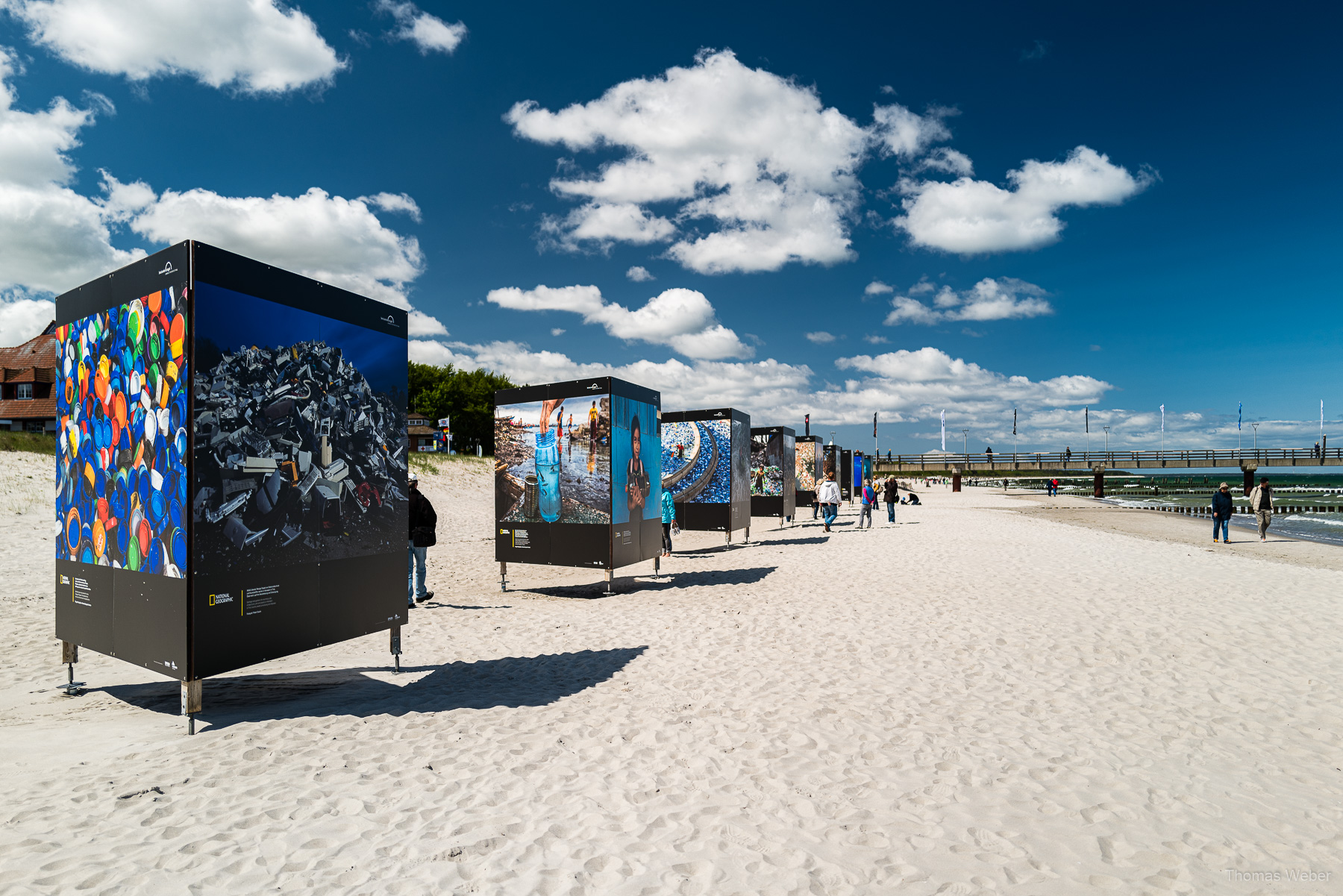 Umweltfotofestival 'horizonte zingst' 2019 an der Ostsee, Fotograf Thomas Weber aus Oldenburg