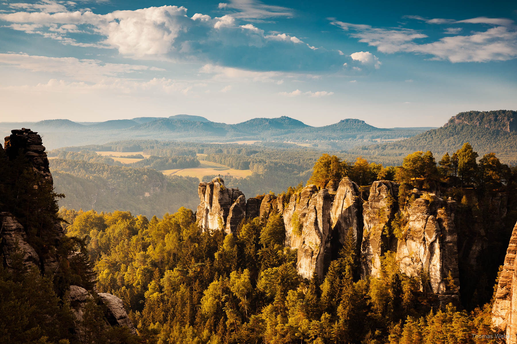 Fototour durch das Elbsandsteingebirge in der sächsischen Schweiz, Fotograf Thomas Weber aus Oldenburg