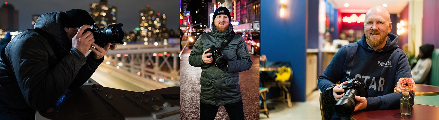 Fotograf & Filmer Thomas Weber aus Oldenburg