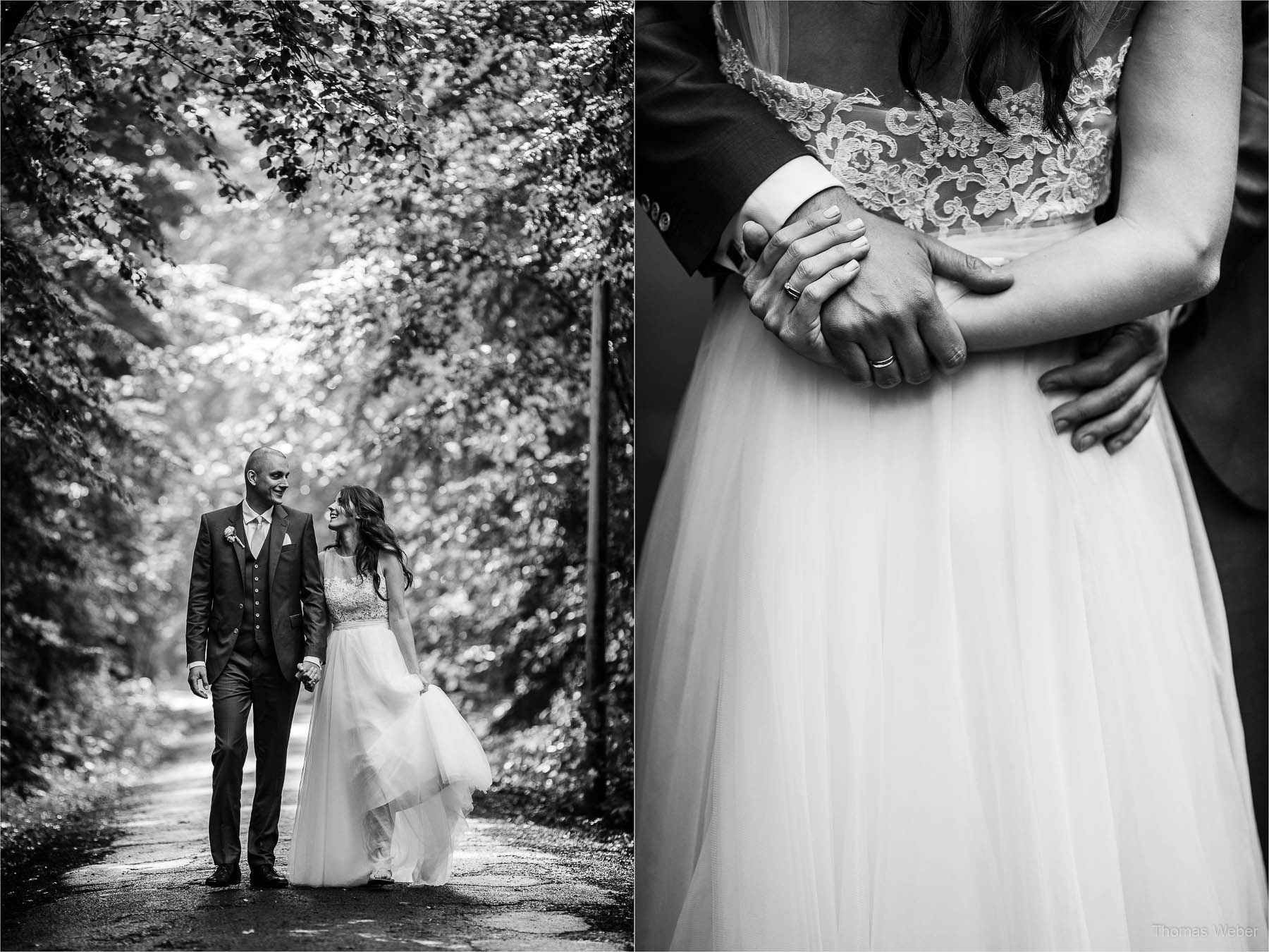 Hochzeit in Bad Zwischenahn, Hochzeitsfotograf Oldenburg, Thomas Weber