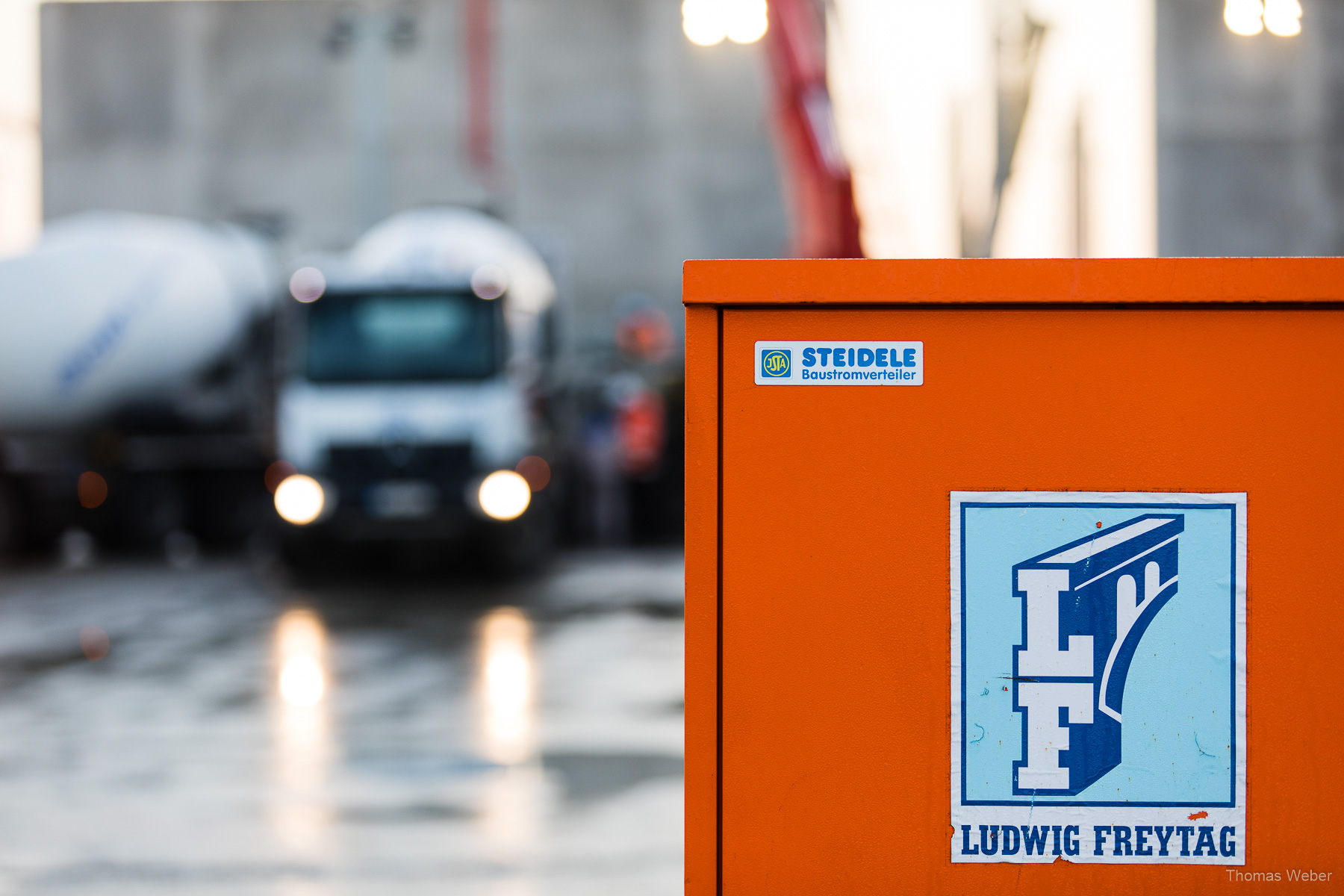 Reportagefotos von Ludwig Freytag, Fotograf Thomas Weber aus Oldenburg