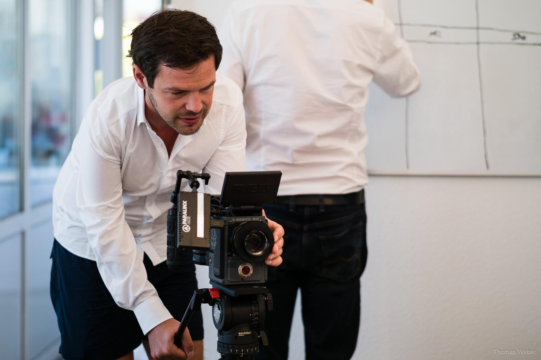 Werbefilm für Siems fenster+türen GmbH, Fotograf und Filmer Thomas Weber aus Oldenburg