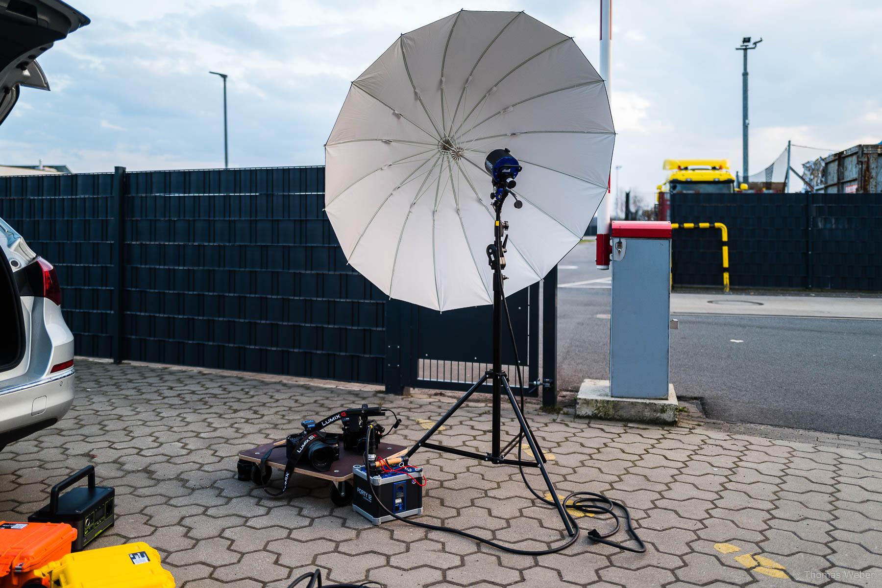 BMX-Film in Oldenburg, Fotograf & Filmer Thomas Weber aus Oldenburg